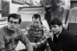 Ginsberg Kerouac Corso 1957